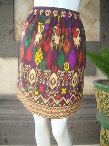 Rok Pendek Bali Etnic - 01