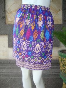 Rok Pendek Bali Etnic - 05
