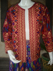 Bali Etnic Blazer - 01